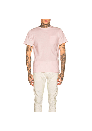 A.P.C. Jess Tee in Pink