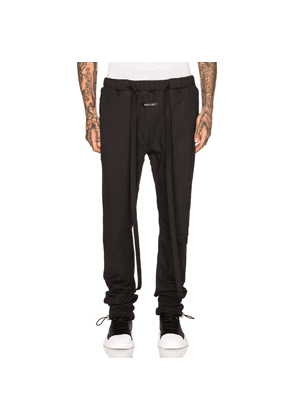 Fear of God Core Sweatpant in Black
