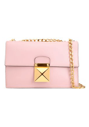 Valentino Garavani Woman Leather Shoulder Bag Baby Pink Size -