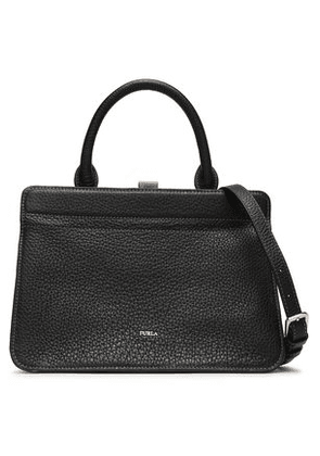 Furla Woman Textured-leather Tote Black Size -