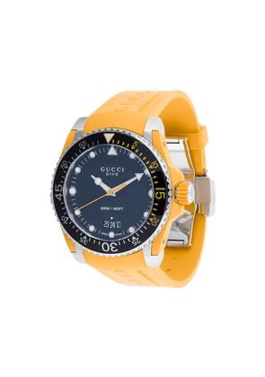 Gucci Dive watch - Yellow