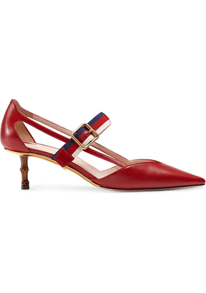 Gucci Leather pumps - Red