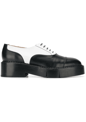 Clergerie Charli lace up shoes - Black