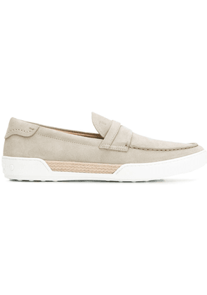Tod's mocasín classic loafers - Neutrals