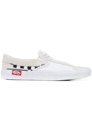 0752a13493a9fe Vans Cut and Paste slip on sneakers - White