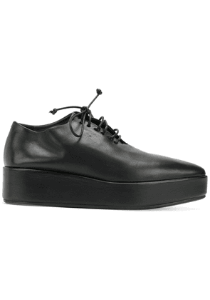 Marsèll lace-up wedge shoes - Black