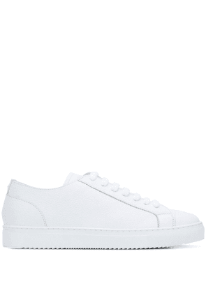 Doucal's low-top sneakers - White