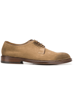Doucal's lace-up Oxford shoes - Neutrals