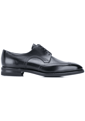 Bally classic derby shoes - Black