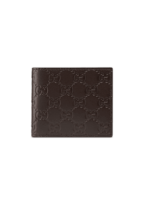 Gucci signature wallet - Brown