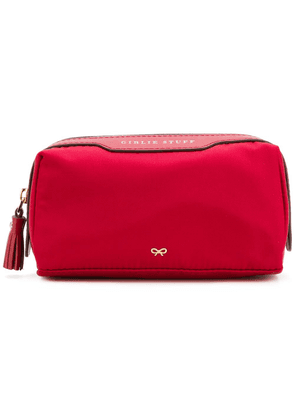Anya Hindmarch Girlie make-up bags - Red