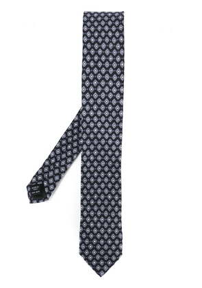 Dolce & Gabbana patterned tie - Black