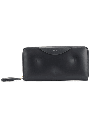 Anya Hindmarch Chubby wallet - Blue