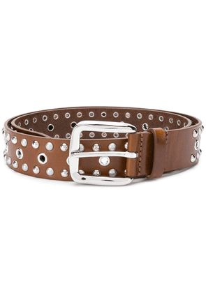 Isabel Marant Arica belt - Brown