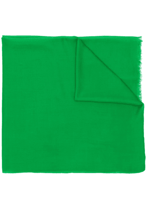 Isabel Marant classic chic scarf - Green