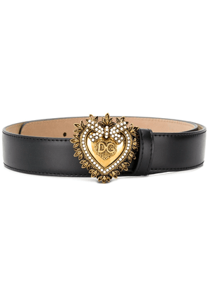 Dolce & Gabbana Devotion belt - Black