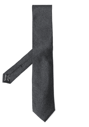 Tom Ford textured tie - Grey