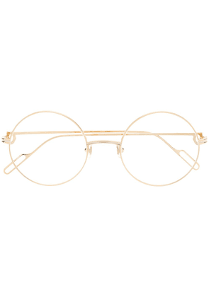 Cartier round shaped glasses - Gold