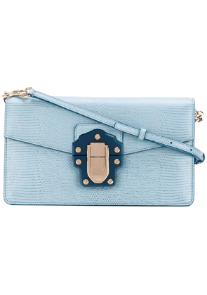 Dolce & Gabbana Lucia shoulder bag - Blue