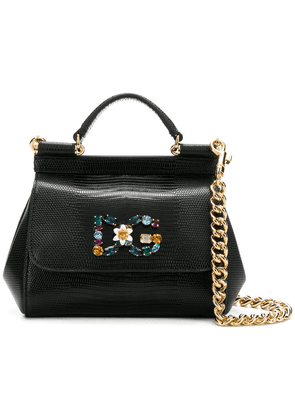 Dolce & Gabbana mini Sicily bag - Black