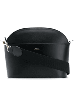 A.P.C. Gaby shoulder bag - Black