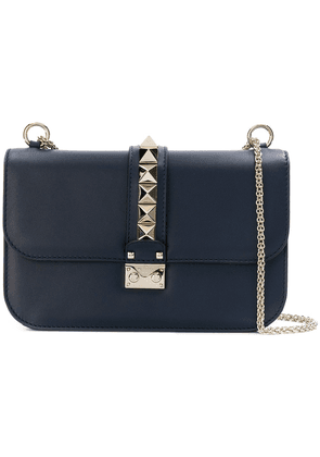 Valentino Valentino Garavani chain detail shoulder bag - Blue