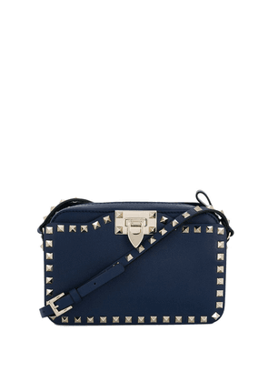 Valentino Rockstud cross body bag - Blue