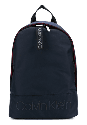 Calvin Klein branded backpack - Blue