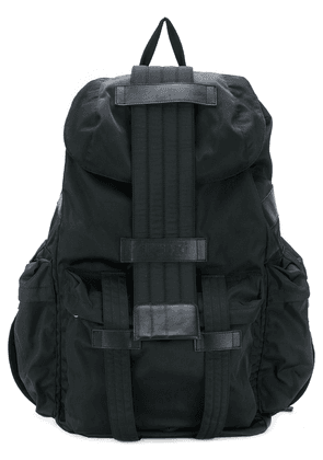 KTZ multi-pocket backpack - Black