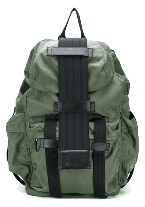 KTZ multi-pocket backpack - Green