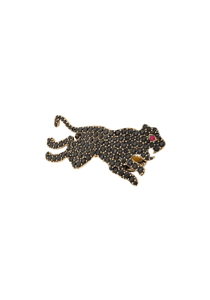 Gucci tiger multi-finger ring - Metallic