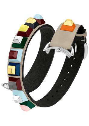 Fendi Selleria interchangeable strap - Grey
