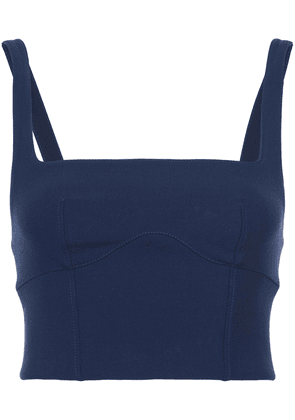 Dion Lee bustier top - Blue