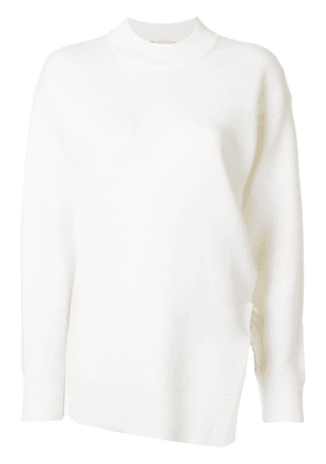 Carven chain link detail jumper - Neutrals