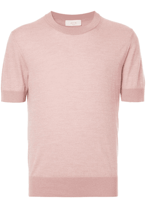Cerruti 1881 knitted T-shirt - Red