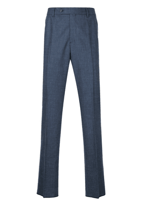Gieves & Hawkes tailored pants - Blue