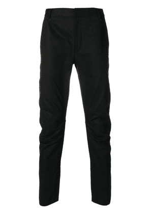 Lanvin ruched detail trousers - Black