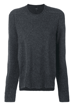 Isabel Marant Clash knitted sweater - Grey