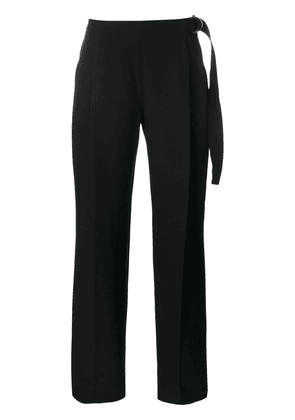 Carven wide leg trousers - Black