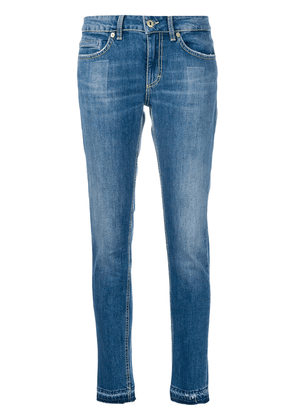 Dondup faded skinny jeans - Blue