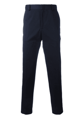 Gucci stretch gabardine chino trousers - Blue