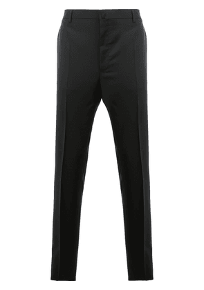 Lanvin tailored straight-fit trousers - Black
