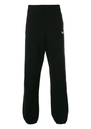 Balenciaga Bal jogging pants - Black
