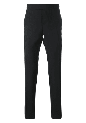Thom Browne slim-fit tailored trousers - Blue