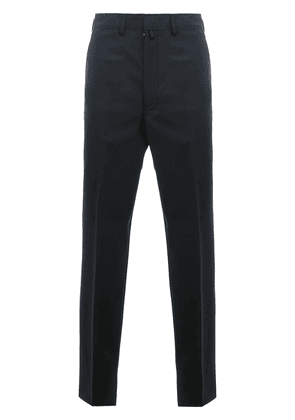 Lanvin tailored straight-fit trousers - Blue