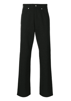 Armani Jeans flared trousers - Black