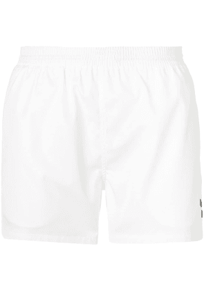 Ron Dorff Exerciser swim shorts - White