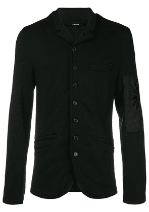 Ann Demeulemeester classic tailored jacket - Black