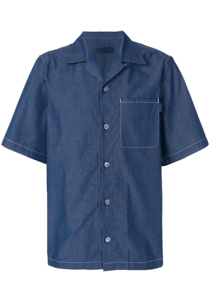 Prada short sleeve shirt - Blue