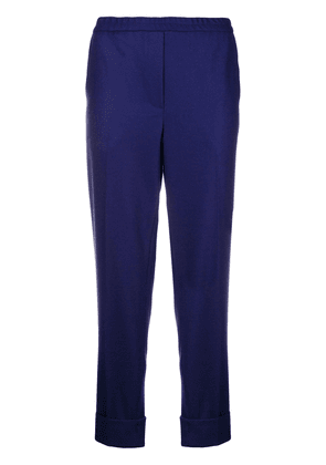 Bottega Veneta tapered trousers - Blue